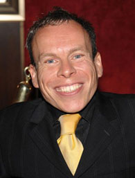 DVD Verdict 569 - Actor Warwick Davis