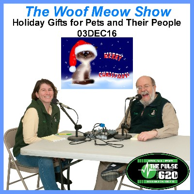 Holiday Gifts for Pets and Their People
