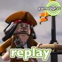 Artwork for GameBurst Replay - LEGO Pirates of the Caribbean