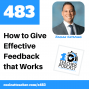 Artwork for How to Give Effective Feedback that Works