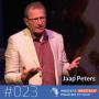 Artwork for #023 Jaap Peters, Organisatieadviseur Rijnlands organiseren - Autonomie maakt je wel gelukkiger, maar het is niet altijd makkelijker