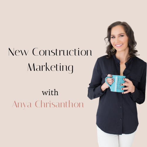 New Construction Marketing Podcast show art