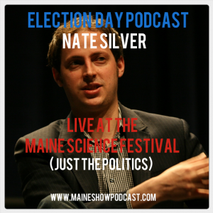 Election Day Edition: Nate Silver at the MSF (just the politics)