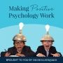 Artwork for Making Positive Psychology Real with Ilona Boniwell