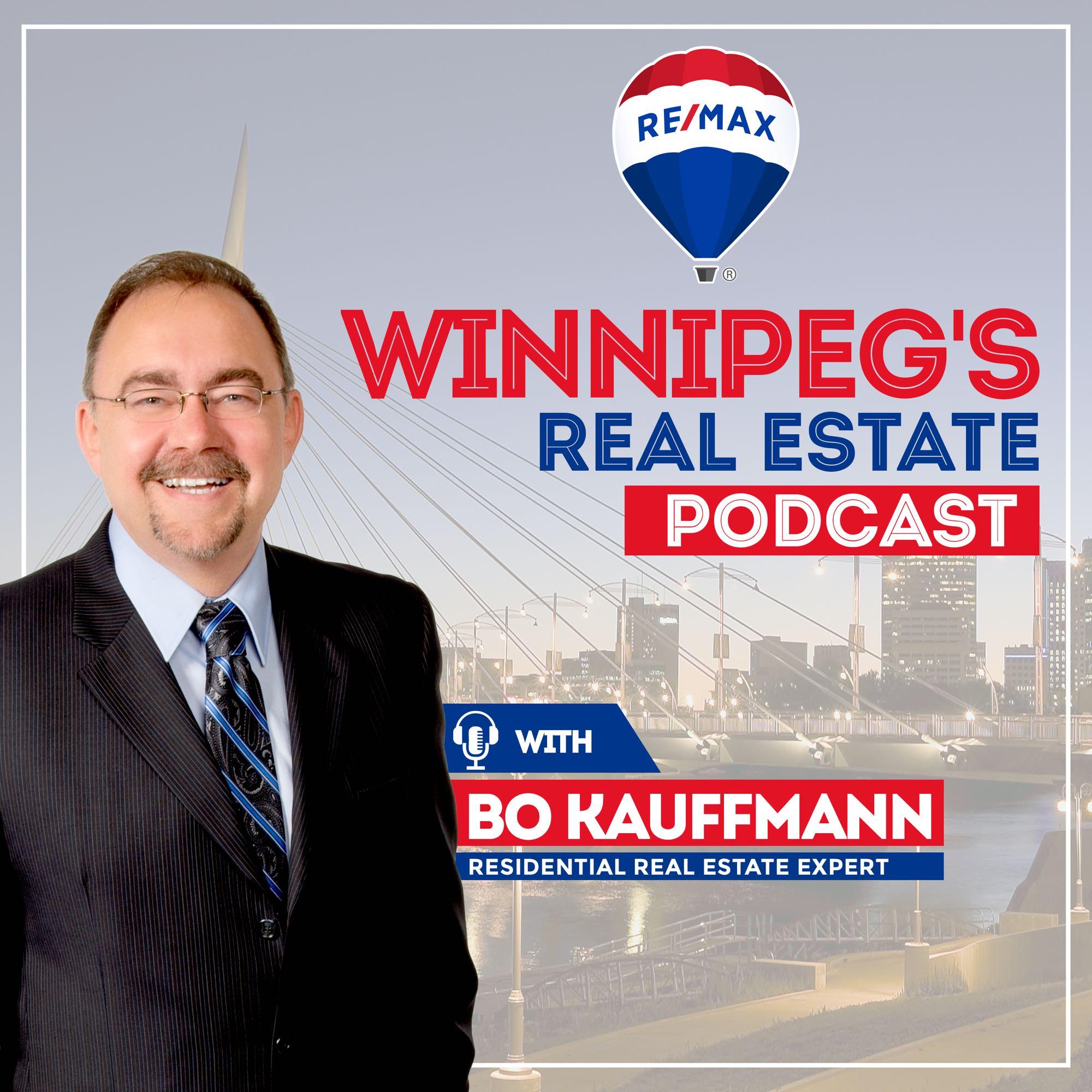 Winnipeg's Real Estate Podcast (Audio versions) show art