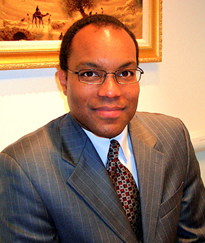 Ahmad Corbitt, Director of Public and International Affairs for the LDS church in New York City