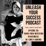 Artwork for Episode 38:  Using Your Intuition in Business w/ Emily Aarons