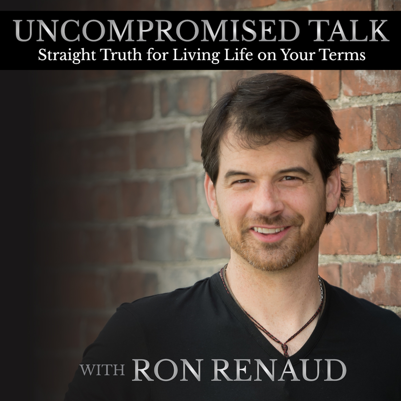 Ron Renaud's Uncompromised Talk show art