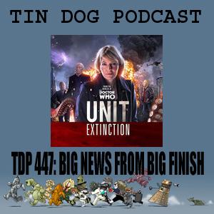 TDP 447: Big News from Big Finish