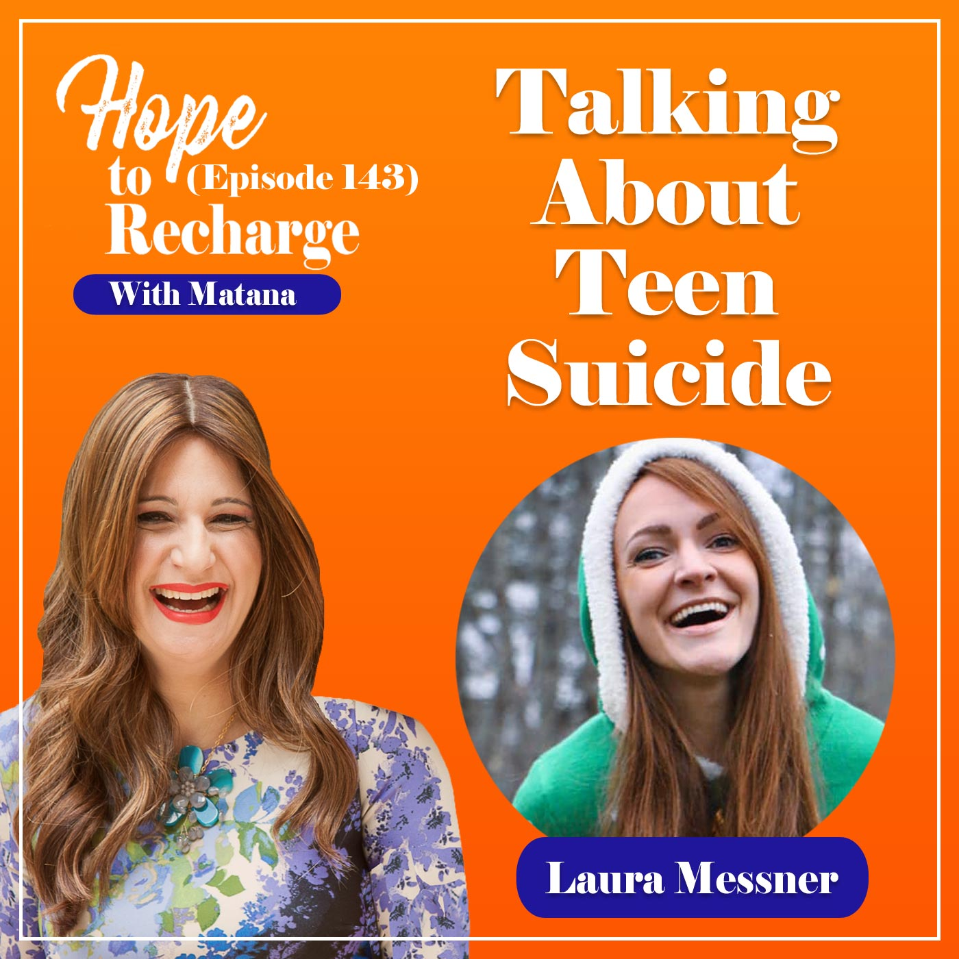 Talking About Teen Suicide (Laura Messner)