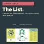 Artwork for Cultivating Ethos 116 - Make a List