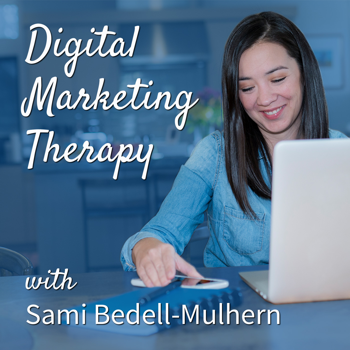 Digital Marketing Therapy show art