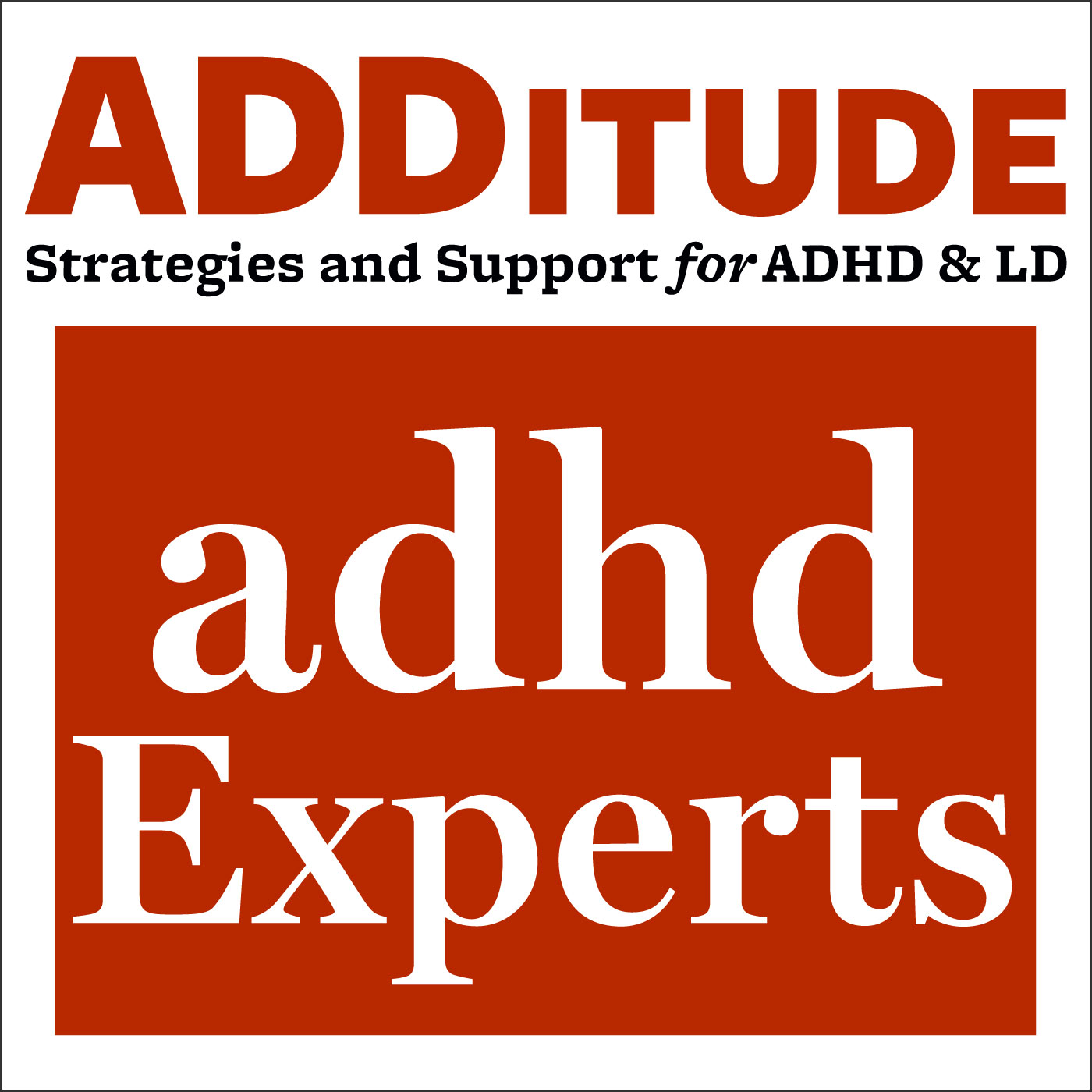 ADHD Experts Podcast show art