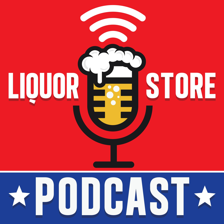 The Liquor Store Podcast show art