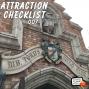 Artwork for Mr. Toad's Wild Ride - Disneyland - Attraction Checklist #007