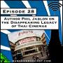 Artwork for Author Phil Jablon on the Disappearing Legacy of Thai Cinemas [Season 4, Episode 28]