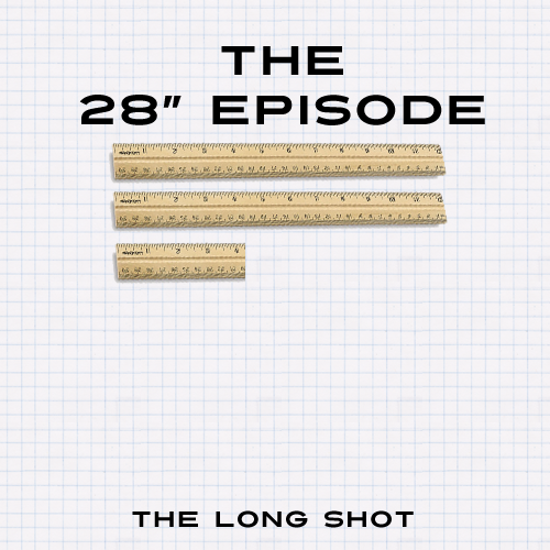 "Episode #626: The 28"" Episode featuring Andrés du Bouchet"