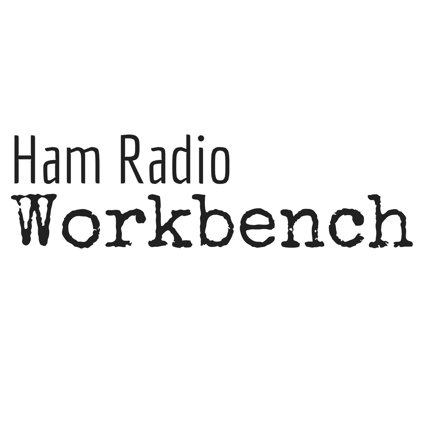 Ham Radio Workbench Podcast show art