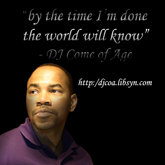 DJ COA: Disponible Partout