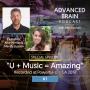 Artwork for U+ Music = Amazing - Recorded at Powerful-U   LA 19