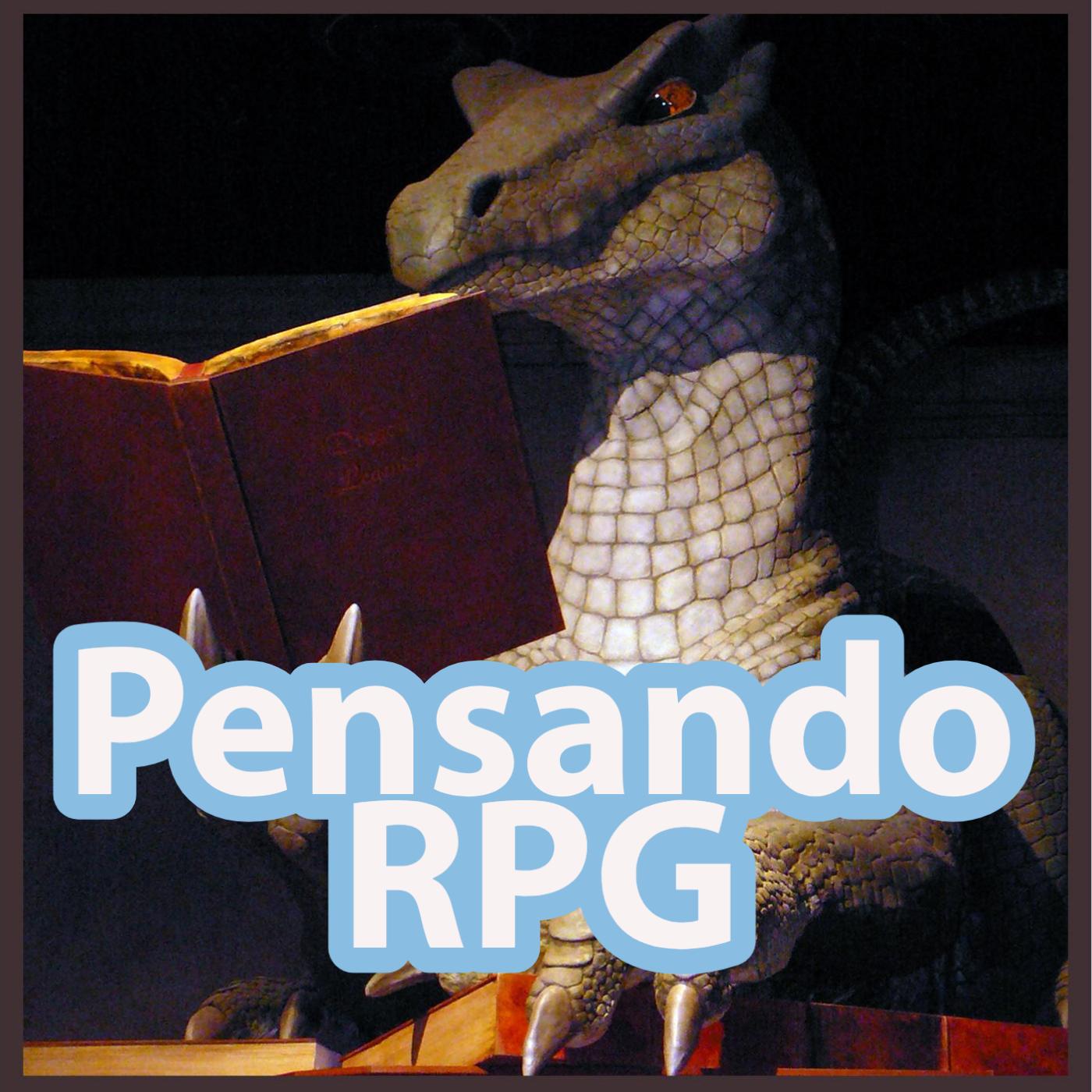 Pensando RPG show art