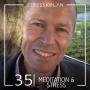 Artwork for 35. (kortversion) Meditation & Stress - Läkare Nils Joneborg