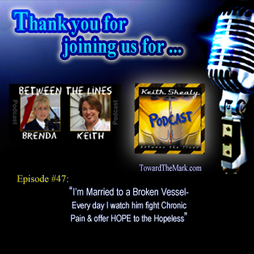TTM047-The Story Behind the Story--I'm Married to a Broken Vessel