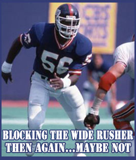 Football 101- Blocking The Wide Rusher