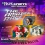 "Artwork for The Amazing Race w/Renaldo ""Skeets"" Nehemiah   R&R on Sports   KUDZUKIAN"