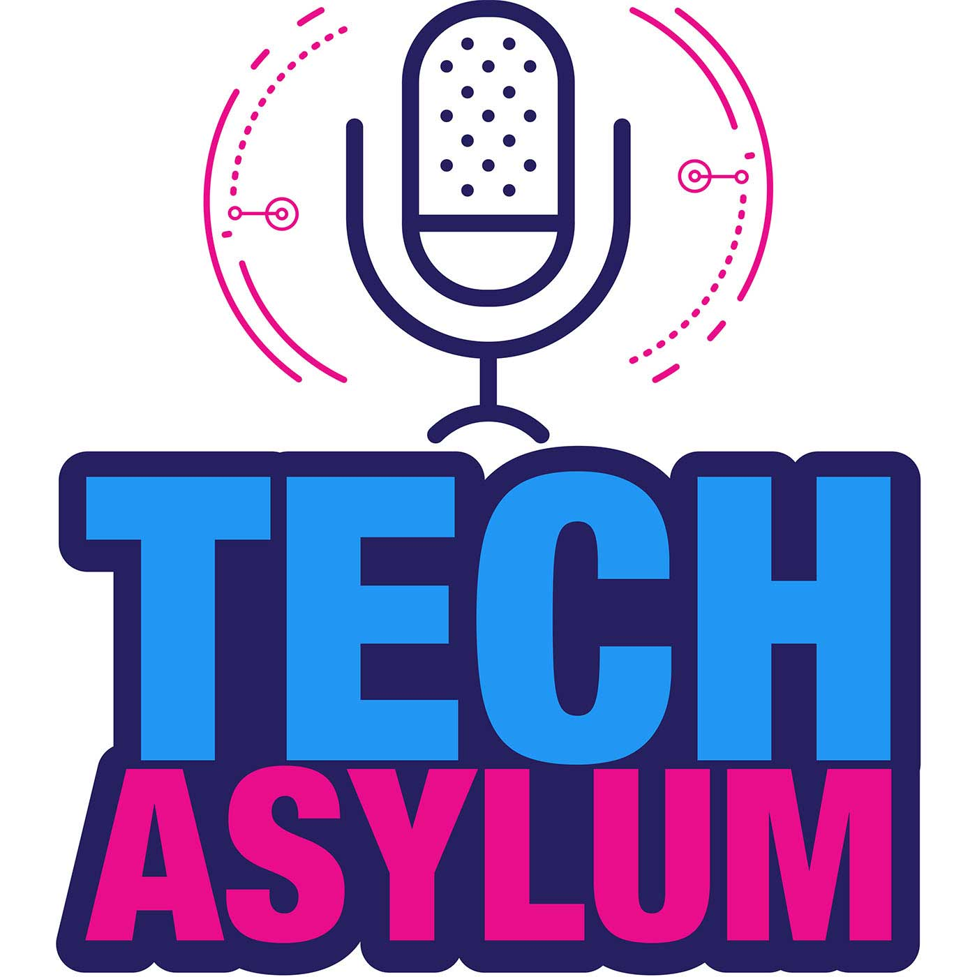 Tech Asylum show art