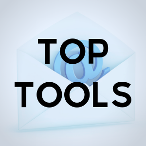 Weekly Web Tools Email List
