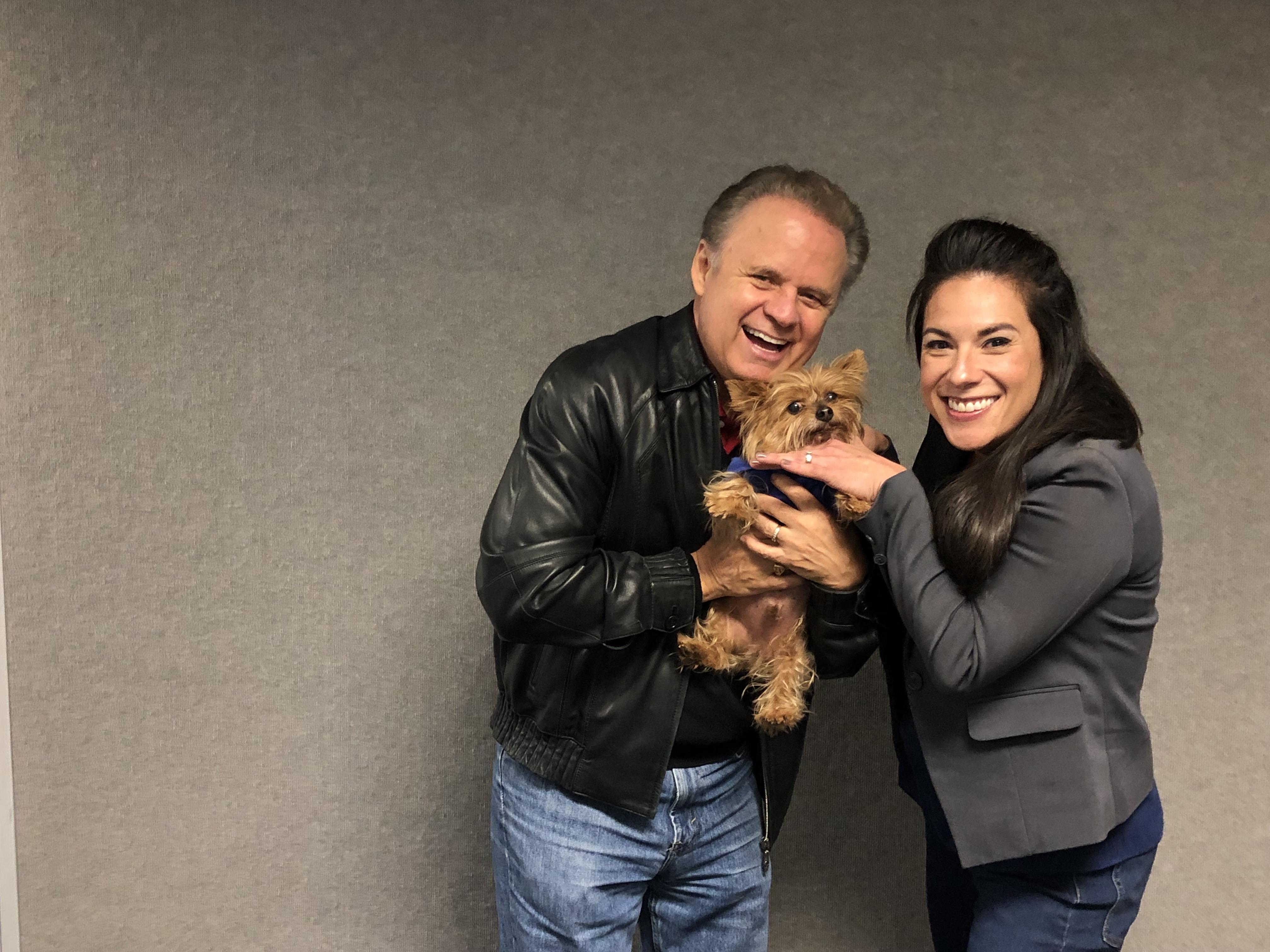 Sonny Melendrez with Jessica Zepeda Ramirez & Dallas