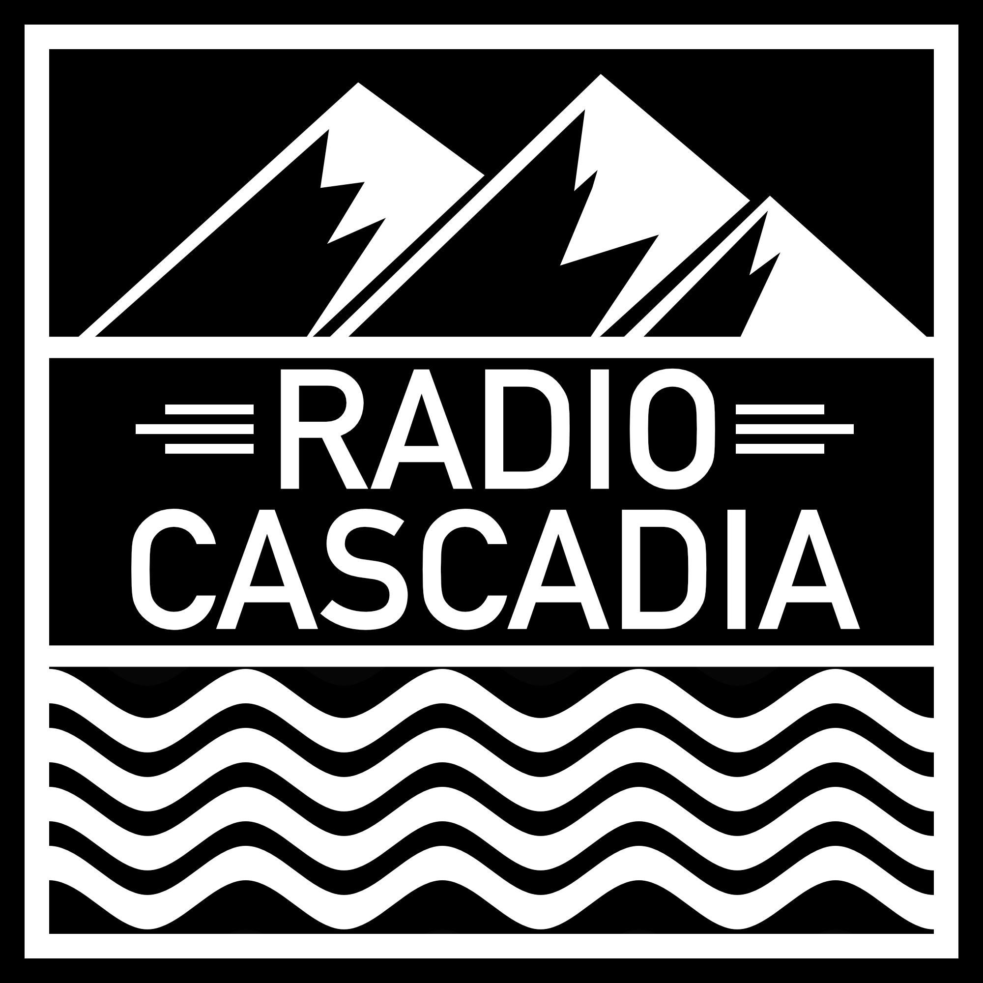 Radio Cascadia show art