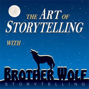 Interview #003 Medicine Story - Power of Myth and Children with Storyteller.