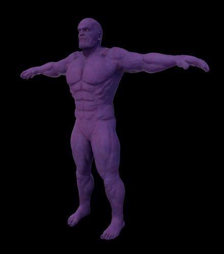 Denuded Thanos