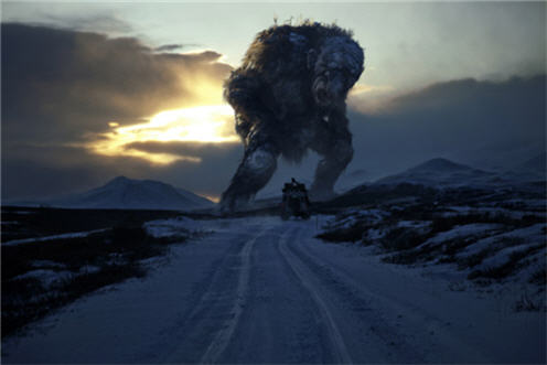 Andre Ovredal - Norwegian Director and Writer - TrollHunter - On DVD and Streaming for Halloween