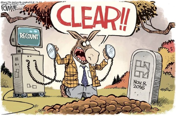 defibrillation for democrats