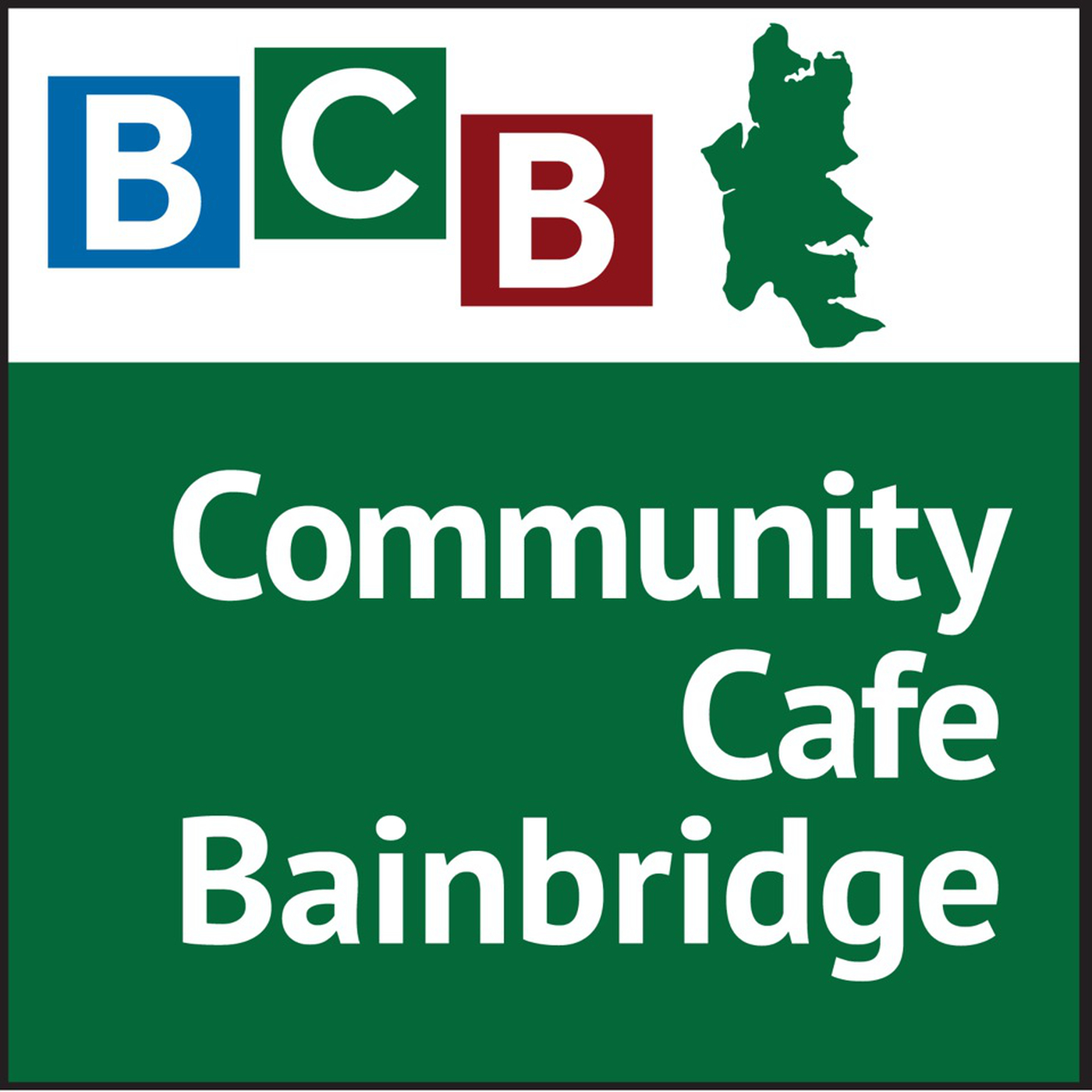 Community Cafe Bainbridge show art