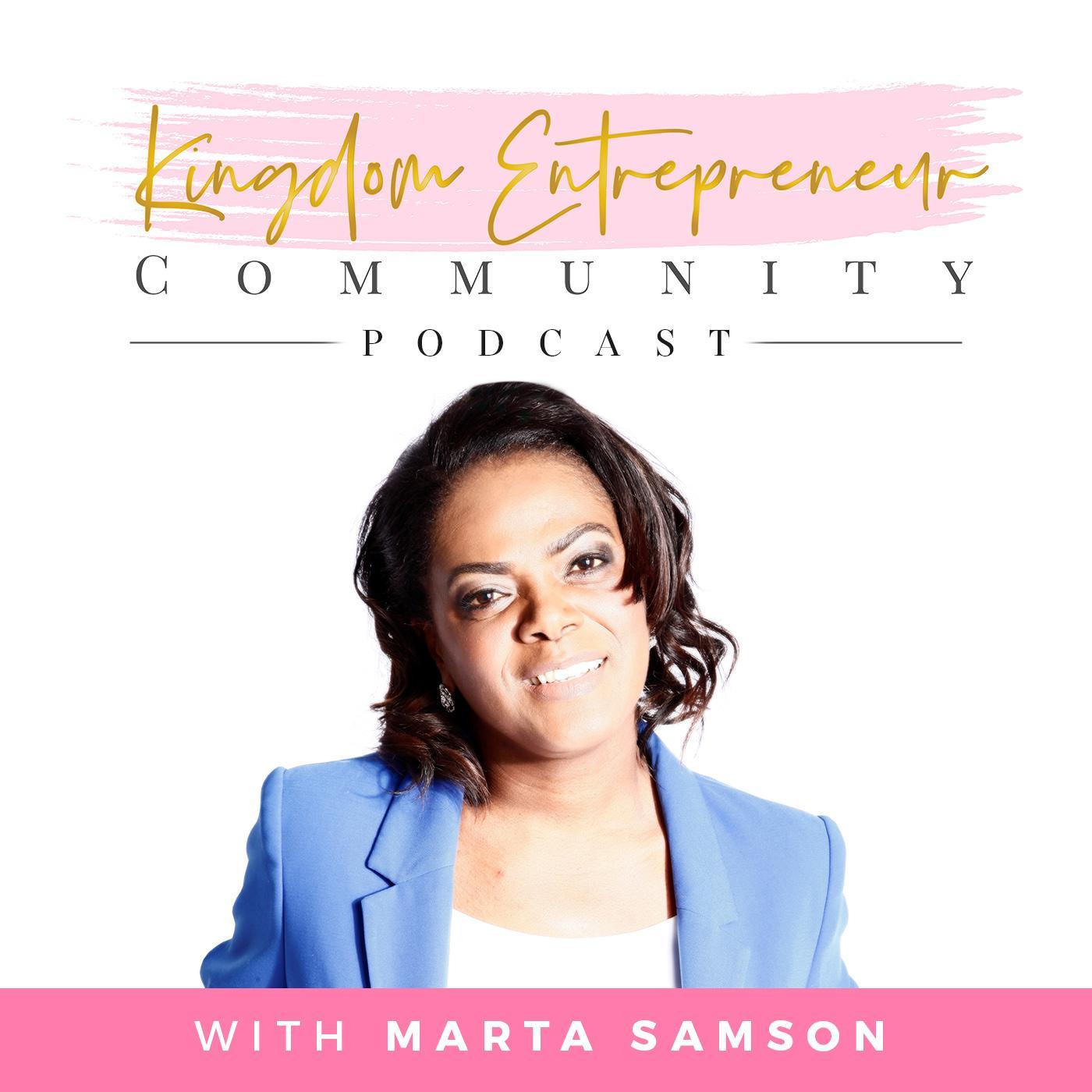 45 Feeling Overwhelmed by Social Media with Marta Samson