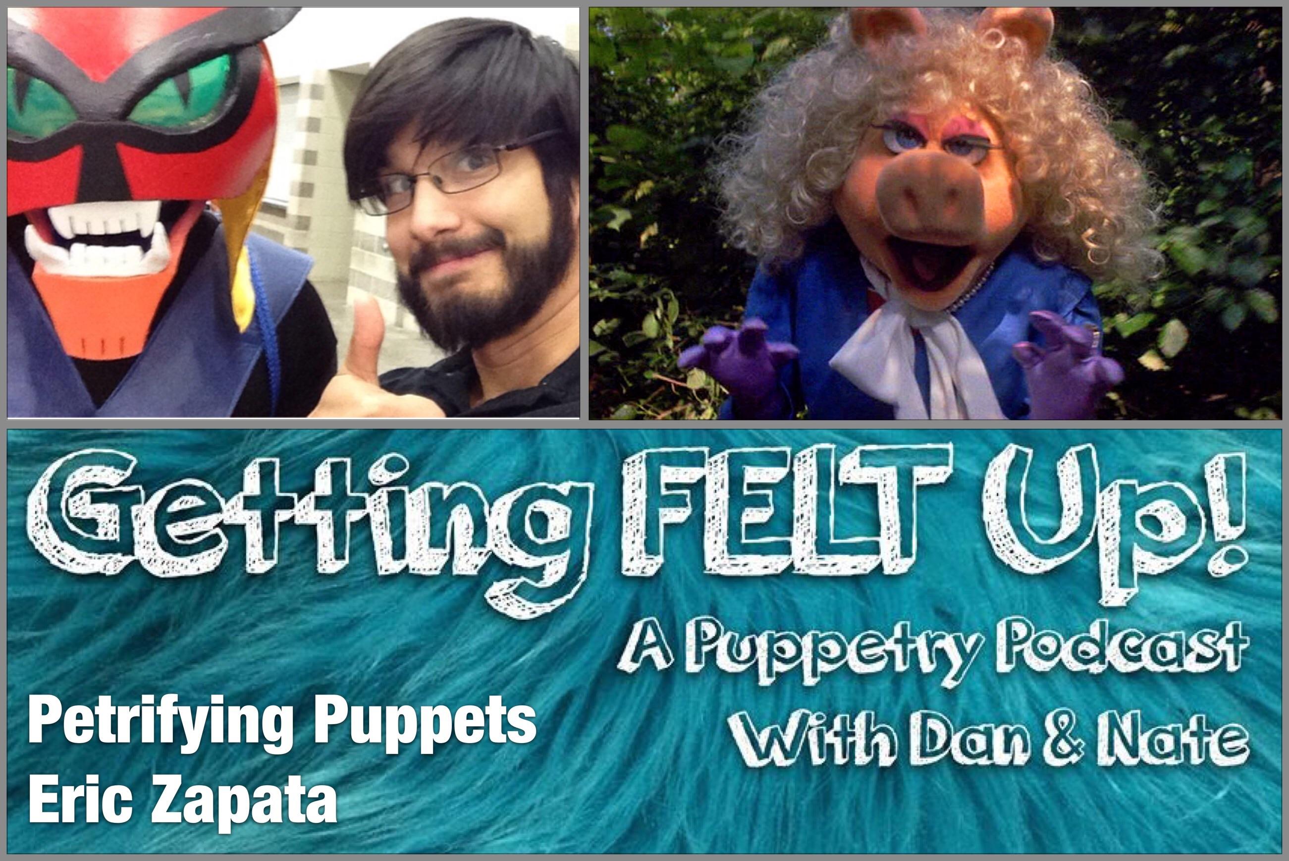 Eric Zapata's Petrifying Puppets