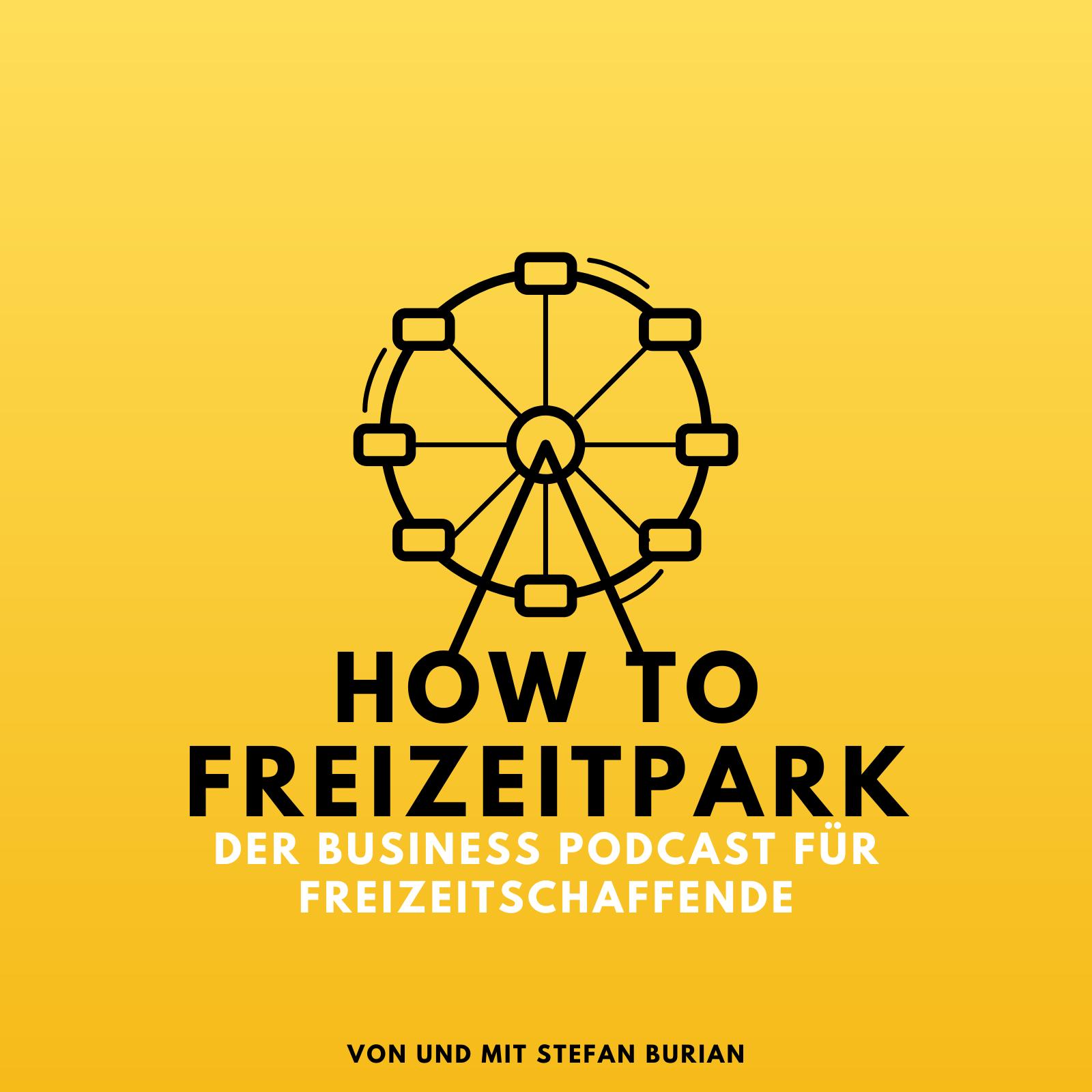 How to Freizeitpark show art