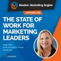Artwork for The State Of Work For Marketing Leaders