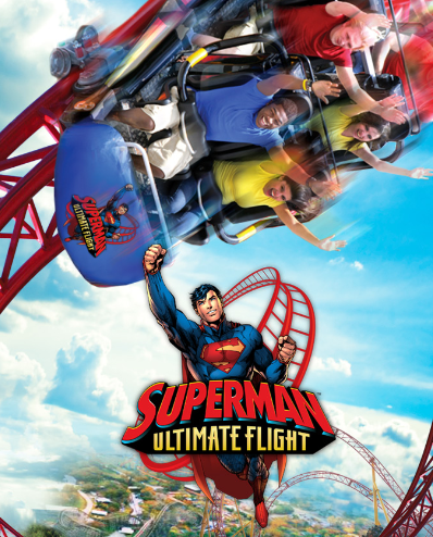 tspp #204- Superman: Six Flags Discovery Kingdom Event Special! 7/14/12