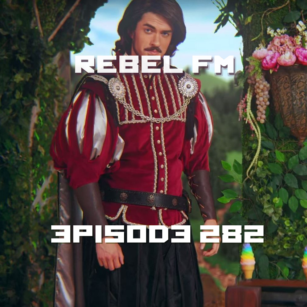 Rebel FM Episode 282 - 01/22/2016