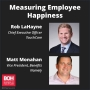 "Artwork for Rob LaHayne (TouchCare) and Matt Monahan (Namely) on ""Measuring Employee Happiness"""