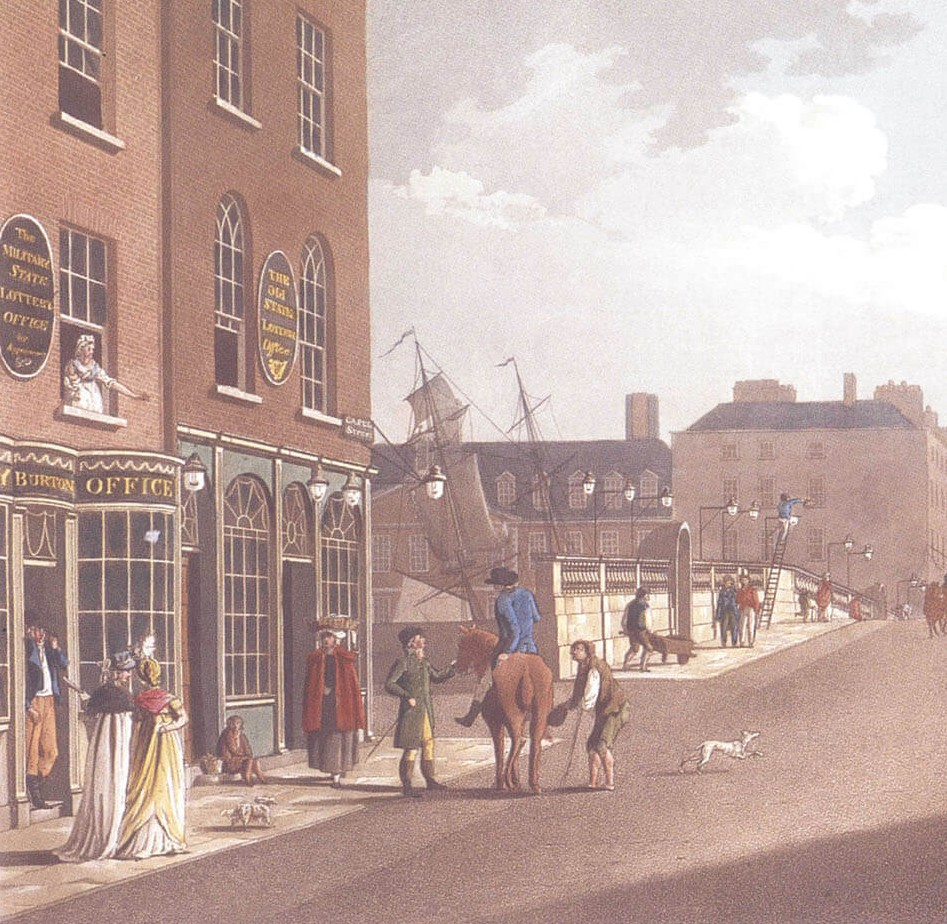 Capel Street: Sex Shops, Pawnbrokers and a Revolutionary Library