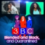 Artwork for Black and Blended, and Quarantined w/Naja Hall | 3BC Podcast | KUDZUKIAN