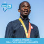 Artwork for 33 | Paralympic Medalist Lex Gillette: For Every Vision, a Revision