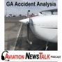 Artwork for 124 B-17 Crash, General Aviation Accidents, Nall Report, and CBD Oil + GA News