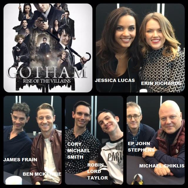 Episode 646 - NYCC: Gotham w/ Michael Chiklis/James Frain/Jessica Lucas/Ben McKenzie/Robin Lord Taylor/Cory Michael Smith/Erin Richards/John Stephens (EP)